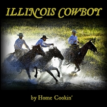 Illinois Cowboy by Gary Pieper