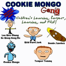 Cookie Mongo Gang by Cookie Mongo