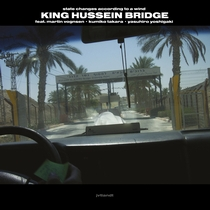 King Hussein Bridge by State Changes According To A Wind