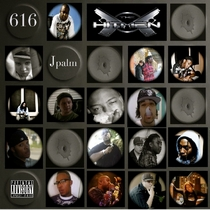The Hitmen Vol. 1 (feat. Jpalm) by 616