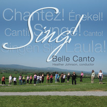 Sing! by Belle Canto