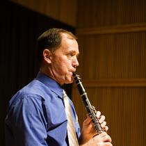A. Shaw:  Concerto for Clarinet by Chris Bade