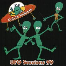 UFO Sessions 99 by Calvin Vollrath