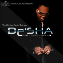 For U (Maxi-Single) by De'Sha