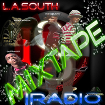 L.A. South Iradio Mixtape by Dez Corleone