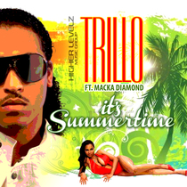 "It's Summertime (feat. Macka Diamond) by ""Trillo"" Vanya Gopaul"