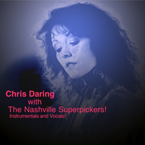 Chris Daring with The Nashville Superpickers by Chris Daring