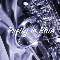 Pretty In Blue by David Luong