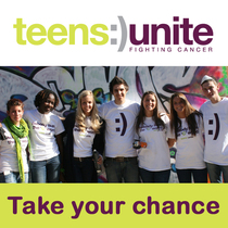 Take Your Chance (feat. Tatjana Apukhtina, Matthew Blakemore, Danny Andrews & James Thomas) by Teens Unite Fighting Cancer
