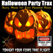 Scary Music for Your Haunted House by Halloween Party Trax