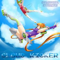 Cloud Kicker by Daydream Anatomy