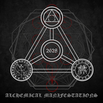 Alchemical Manifestations by Various Artists