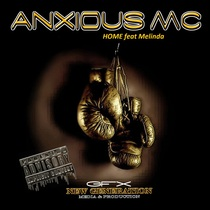 Home (feat. Melinda) by Anxious MC