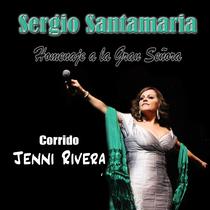 Corrido Jenni Rivera (Tema Alegre) by Sergio Santamaria