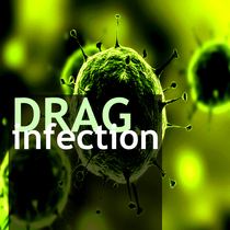 Infection by Drag