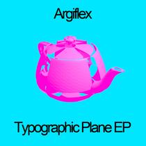 Typographic Plane by Argiflex