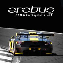 Erebus Motorsport SLS AMG GT3 by Erebus Motorsport
