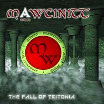 The Fall of Tritonia by Arturo Mawcinitt