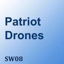 Patriot Drones (feat. 1SBN) by SW08