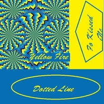 Dotted Line by Yellow Fire