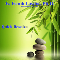 Quick Resolve by Dr. Frank Lawlis