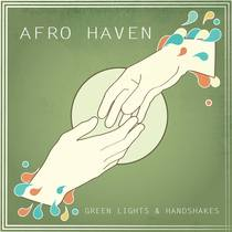 Green Lights & Handshakes by Afro Haven