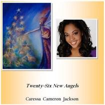 Twenty-Six New Angels by Caressa Cameron Jackson