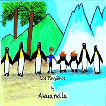 Los Pinguinos by Akuarella