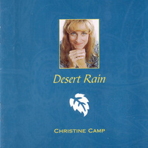 Desert Rain by Christine Camp