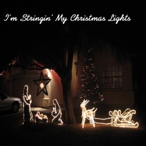 I'm Stringin My Christmas Lights (feat. Martin Jagodensky) by Ed Chabot