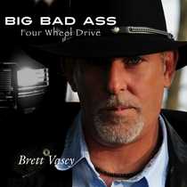 Big Bad Ass Four Wheel Drive by Brett Vasey