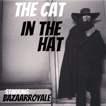 The Cat In the Hat by Bazaar Royale