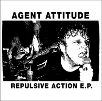 Repulsive Action by Agent Attitude