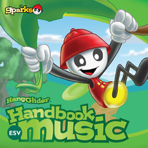 HangGlider Handbook Music ESV by Awana