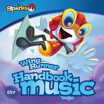 WingRunner Handbook Music ESV by Awana