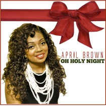 Oh Holy Night by April Brown