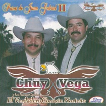 Puras de Juan Gabriel, vol. 2 by Chuy Vega