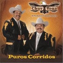 Puros Corridos by Chuy Vega