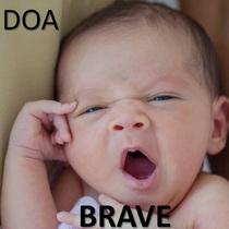 Brave by DOA