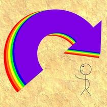 David's Rainbow by Anthony Casper