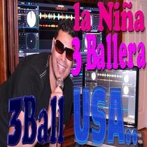 La Niña 3ballera (Bass Version) by 3ball USA