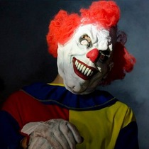 Killer Clown Laugh by DM Pranks