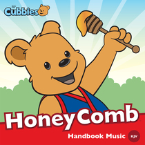 HoneyComb Handbook Music KJV by Awana