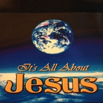 It's All About Jesus by Allan Broussard