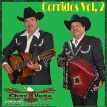 Chuy vega corridos, vol. 2 by Chuy Vega Y Los Nuevos Cadetes
