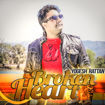Broken Heart by Yogesh Rattan