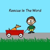 Rescue Is the Word by Chad Logan