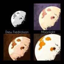 Moonlight by Drew Fredrickson