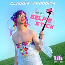 Amo Mi Selfie Stick by Claudia Afrodita