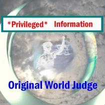 Privileged Information by Original World Judge